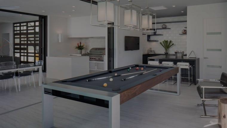 revolution pool table