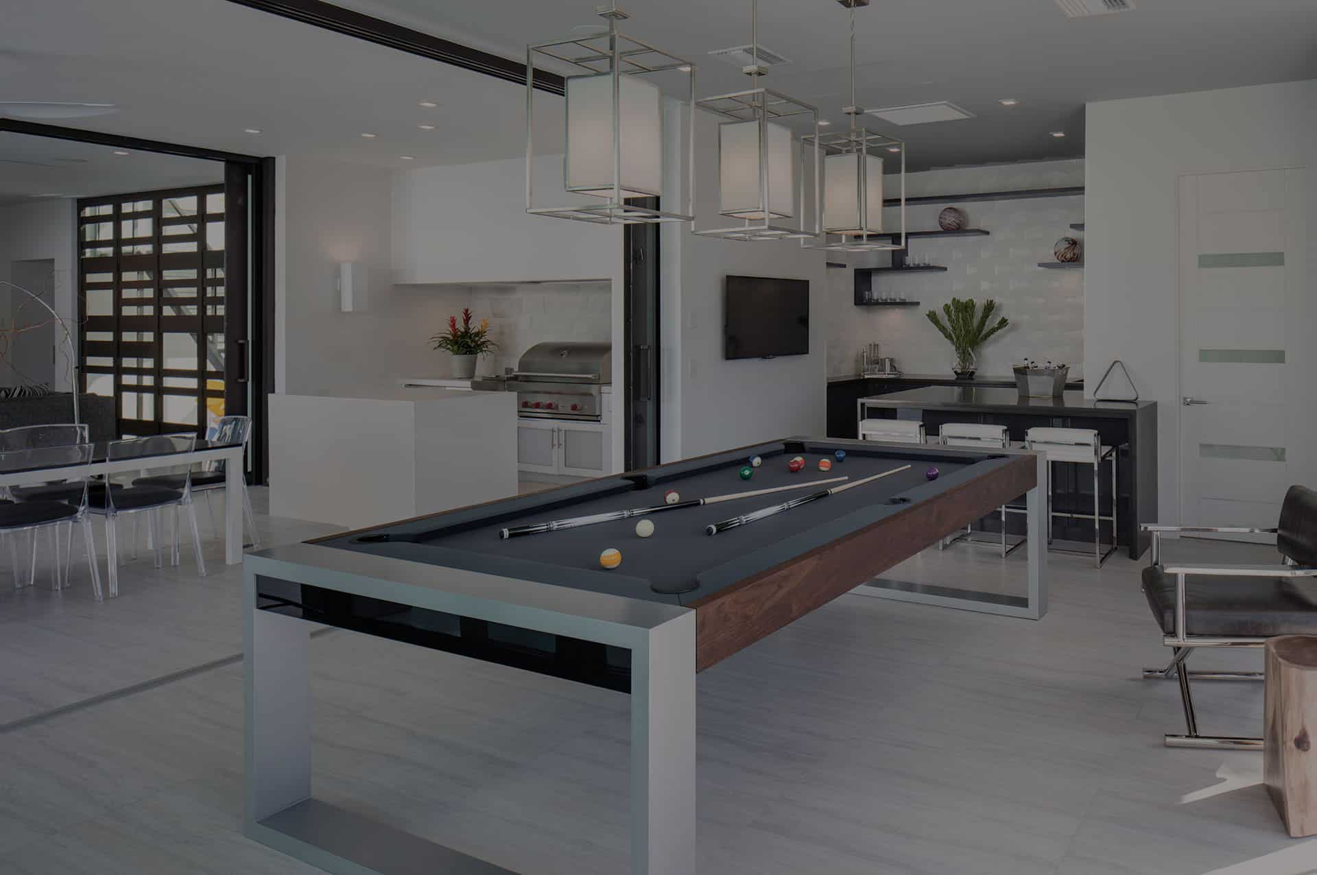 revolution pool table
