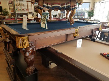 8ft Olhausen St. George Pool Table