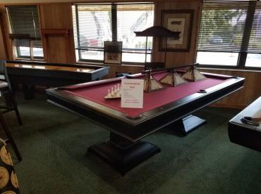 8FT California House Marin Pool Table