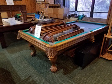 8FT Craftmaster Pool Table