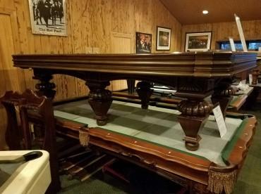 8Pro Peter Vitalie Castile Pool Table