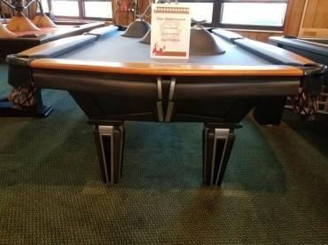 8ft A.E. Schmidt Bijou Pool Table