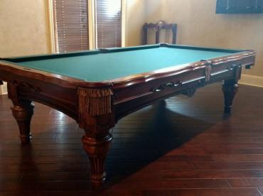 9ft Brunswick Barrington Pool Table