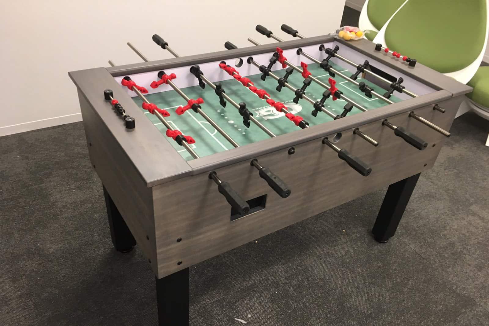 Foosball-Tables