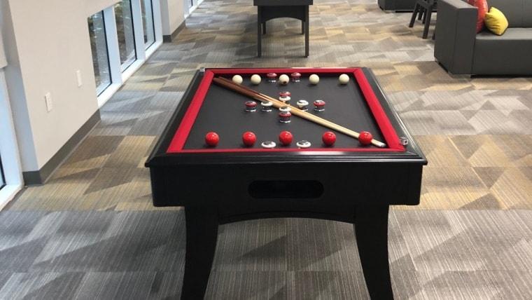 SGWS Employee Lounge / Game Room