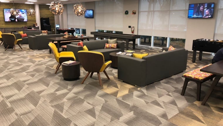 SGWS Employee Lounge / Game Room