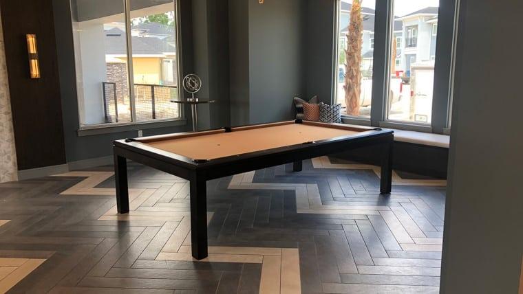 8ft La Condo Pool Table