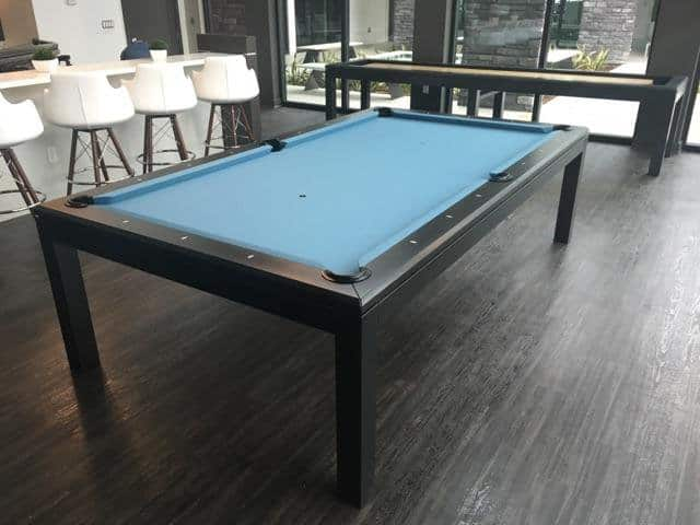 Canada Billiard La Condo Table