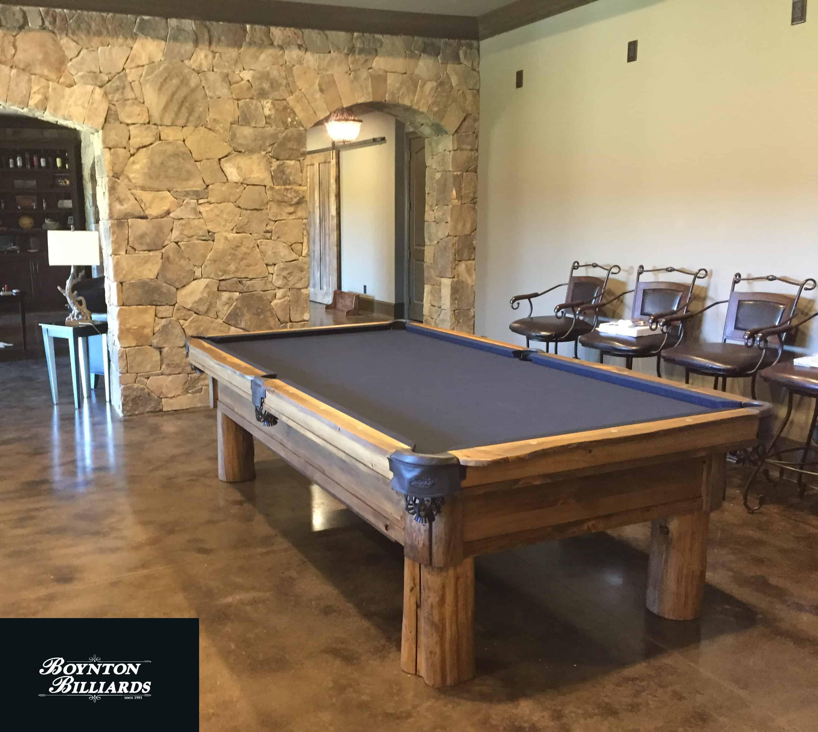 Olhausen Pinehaven Pool Table Boynton Billiards