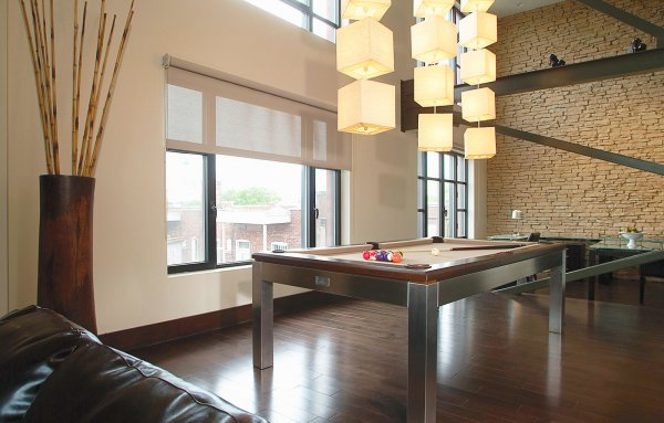 canada billiards la condo stainless pool table4