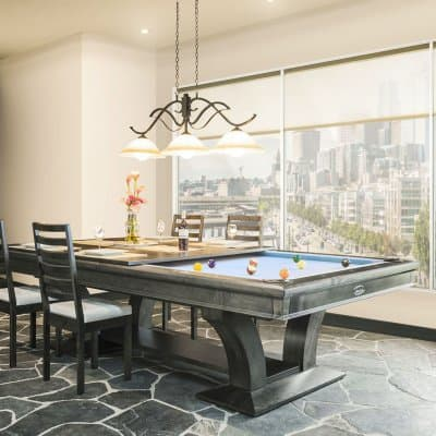 canada billiards la condo divine pool table